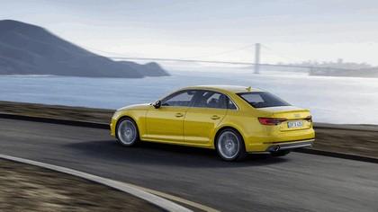 2015 Audi A4 2.0 TFSI quattro 5