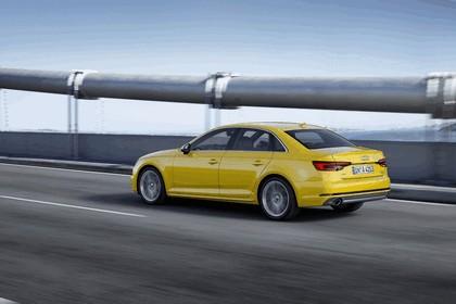 2015 Audi A4 2.0 TFSI quattro 8