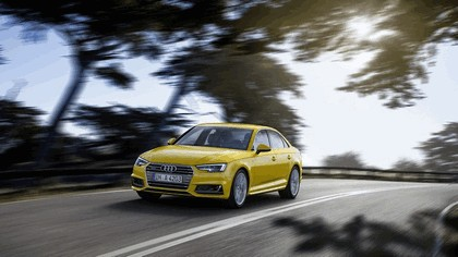 2015 Audi A4 2.0 TFSI quattro 9