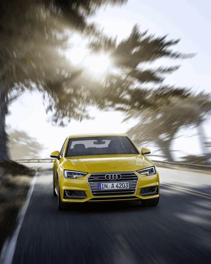 2015 Audi A4 2.0 TFSI quattro 10