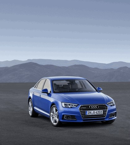 2015 Audi A4 2.0 TFSI quattro 22