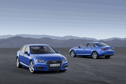 2015 Audi A4 2.0 TFSI quattro 23