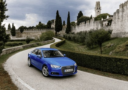 2015 Audi A4 2.0 TFSI quattro 34