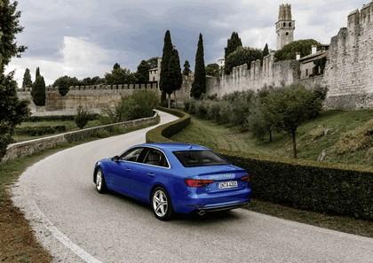 2015 Audi A4 2.0 TFSI quattro 35