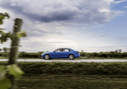 2015 Audi A4 2.0 TFSI quattro 36