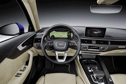 2015 Audi A4 2.0 TFSI quattro 55