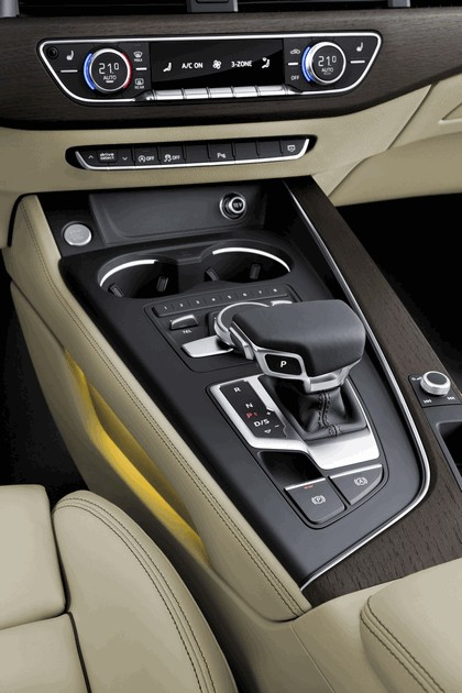 2015 Audi A4 2.0 TFSI quattro 63