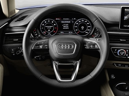 2015 Audi A4 2.0 TFSI quattro 84