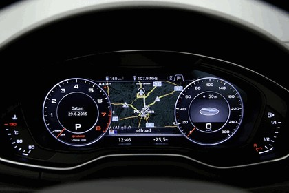 2015 Audi A4 2.0 TFSI quattro 90