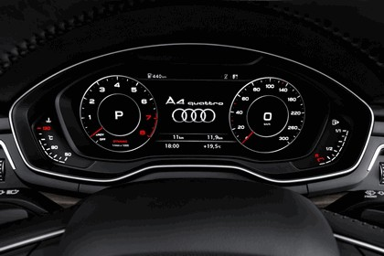 2015 Audi A4 2.0 TFSI quattro 92