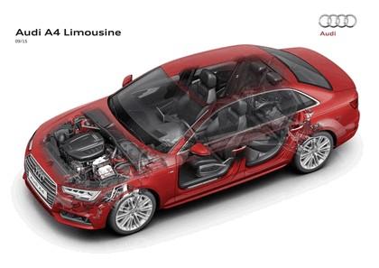 2015 Audi A4 2.0 TFSI quattro 106