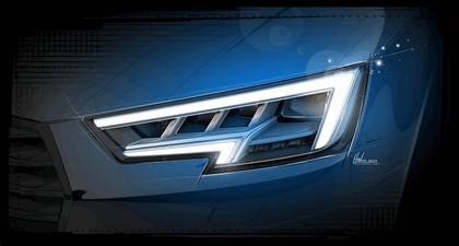 2015 Audi A4 2.0 TFSI quattro 120