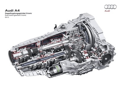 2015 Audi A4 2.0 TFSI quattro 141