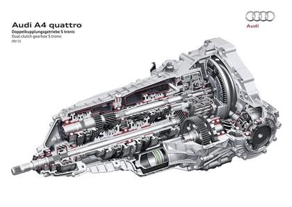 2015 Audi A4 2.0 TFSI quattro 142