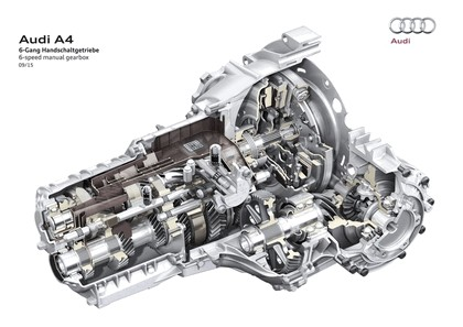 2015 Audi A4 2.0 TFSI quattro 143