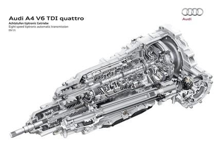 2015 Audi A4 2.0 TFSI quattro 144