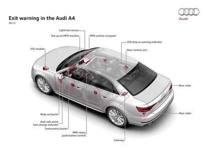2015 Audi A4 2.0 TFSI quattro 150