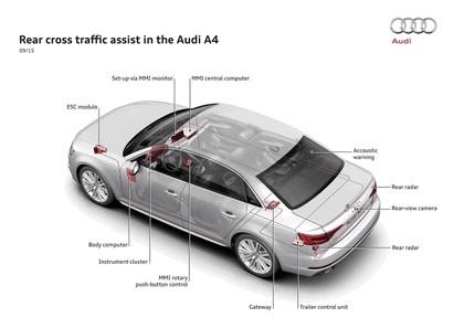 2015 Audi A4 2.0 TFSI quattro 151