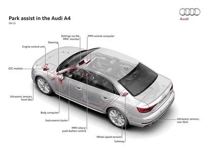 2015 Audi A4 2.0 TFSI quattro 152