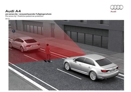 2015 Audi A4 2.0 TFSI quattro 158