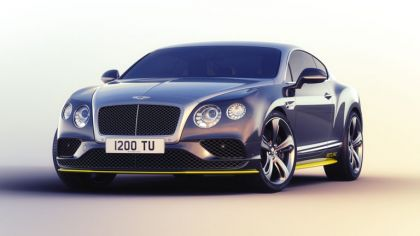 2015 Bentley Continental GT Speed Breitling Jet Team Series Limited Edition 6