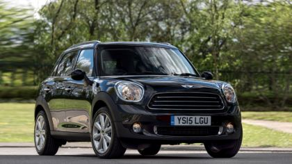 2015 Mini Countryman Cooper D ALL4 Business - UK version 3