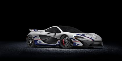 2015 McLaren P1 Alain Prost edition by MSO 1
