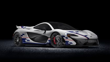 2015 McLaren P1 Alain Prost edition by MSO 9
