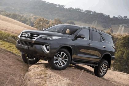 2015 Toyota Fortuner - Australian version 6