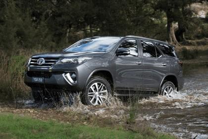 2015 Toyota Fortuner - Australian version 8