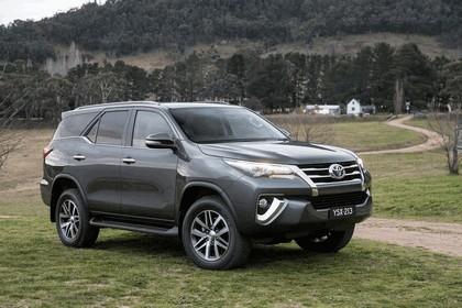 2015 Toyota Fortuner - Australian version 12