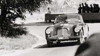 1952 Aston Martin DB2 Racing Car 7