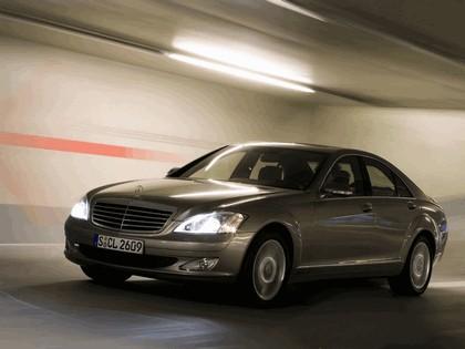 2007 Mercedes-Benz S500 4MATIC 1