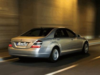 2007 Mercedes-Benz S500 4MATIC 2