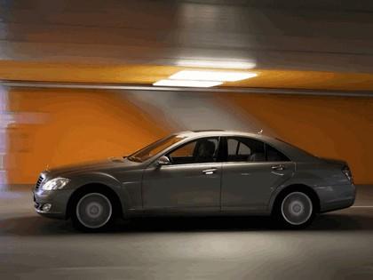2007 Mercedes-Benz S500 4MATIC 3
