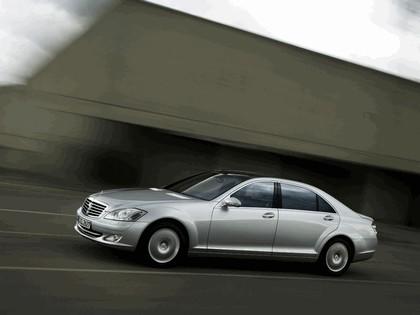 2007 Mercedes-Benz S500 4MATIC 10