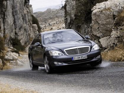 2007 Mercedes-Benz S500 4MATIC 13