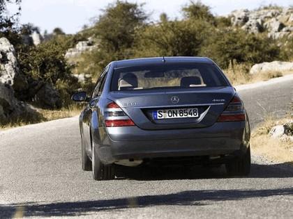 2007 Mercedes-Benz S500 4MATIC 17
