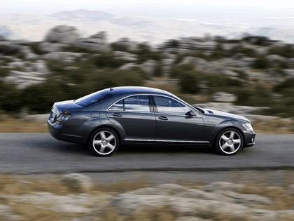 2007 Mercedes-Benz S500 4MATIC 21