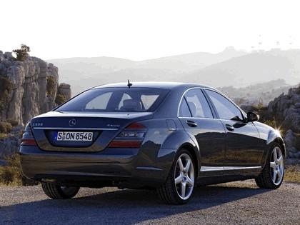 2007 Mercedes-Benz S500 4MATIC 30