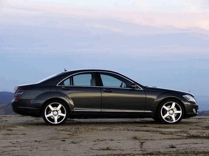 2007 Mercedes-Benz S500 4MATIC 31