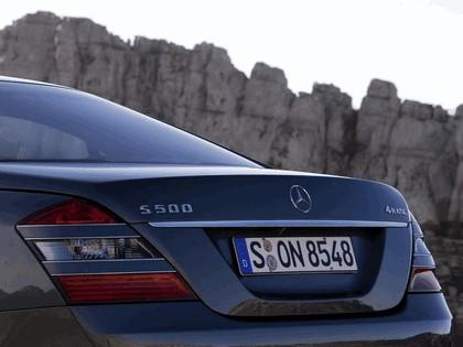 2007 Mercedes-Benz S500 4MATIC 32