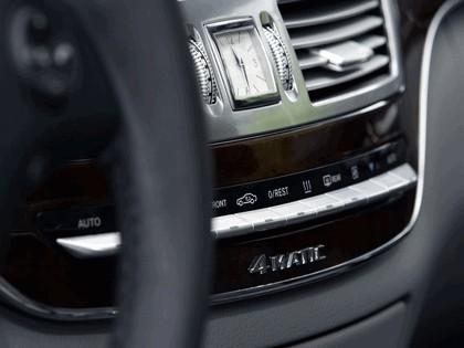 2007 Mercedes-Benz S500 4MATIC 36