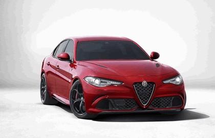 2015 Alfa Romeo Giulia Quadrifoglio 4