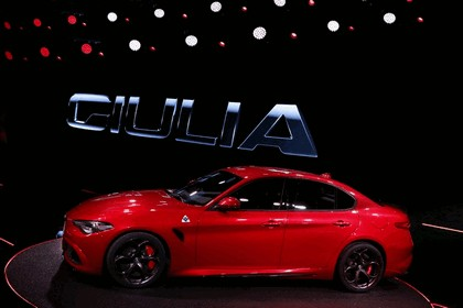 2015 Alfa Romeo Giulia Quadrifoglio 6