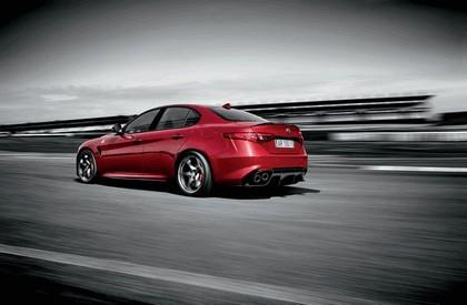 2015 Alfa Romeo Giulia Quadrifoglio 12