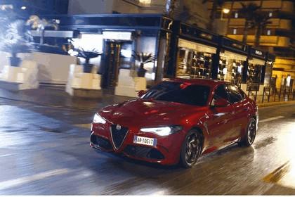 2015 Alfa Romeo Giulia Quadrifoglio 40