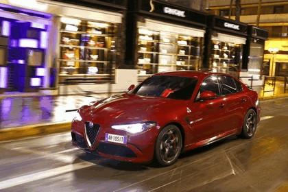 2015 Alfa Romeo Giulia Quadrifoglio 41