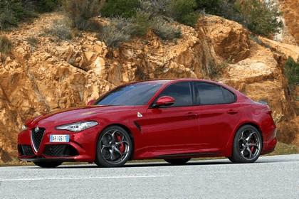 2015 Alfa Romeo Giulia Quadrifoglio 55