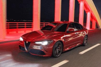 2015 Alfa Romeo Giulia Quadrifoglio 59